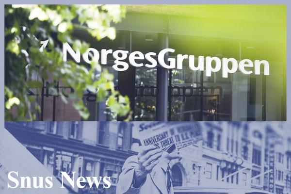 Razzia hos Orkla og NorgesGruppen